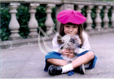 Daniela Aedo, 5 años