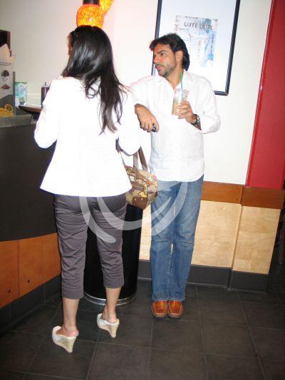 Eugenio y Alessandra ¿un café?