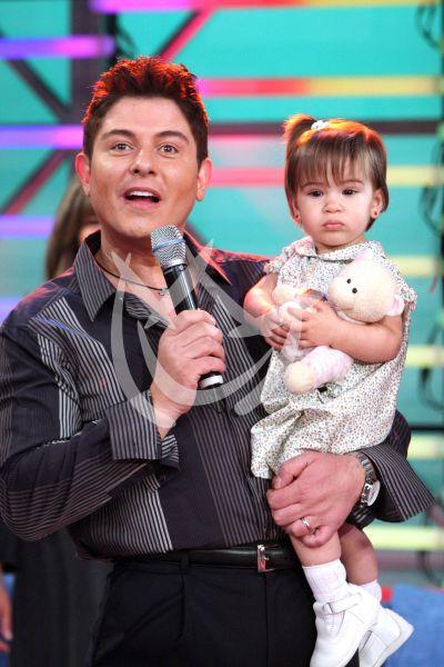 Ernesto Laguardia e hija Barbarita