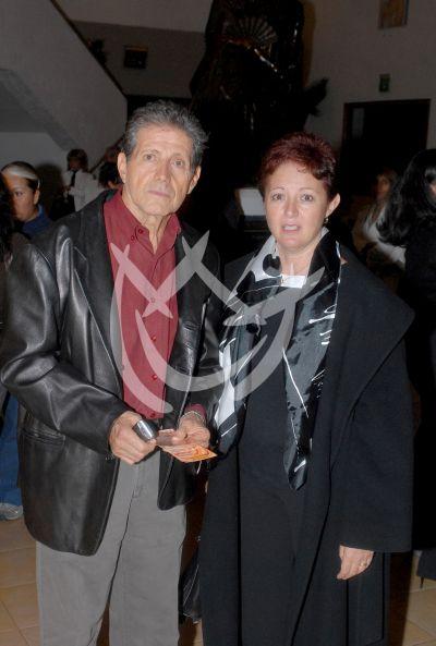 Héctor Bonilla y Sofía