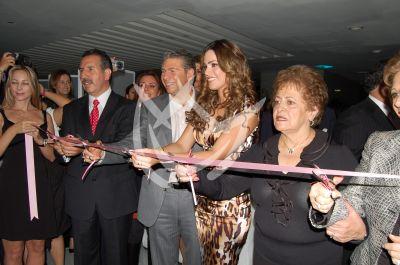 Luz Elena ¡bella madrina!