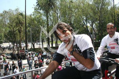 Eugenio ¡pedaléale!