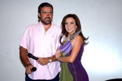 Silvia Navarro y Carlos Moreno