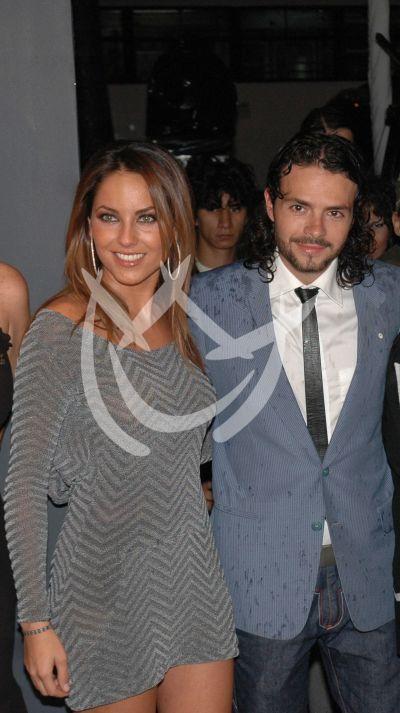 Bárbara y Chema Torre, 2006