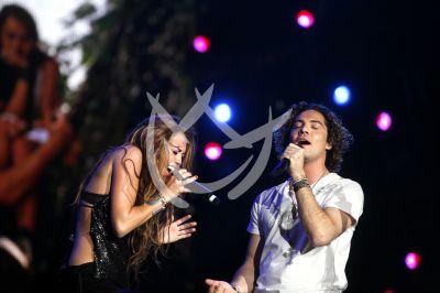 Miley Cirus en Rock in Río