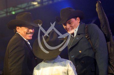 Joan Sebastian y José Manuel de luto