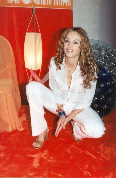 Paulina en 2001