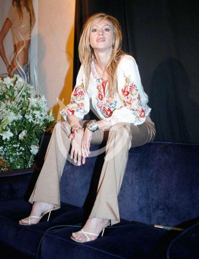 Paulina en 2002