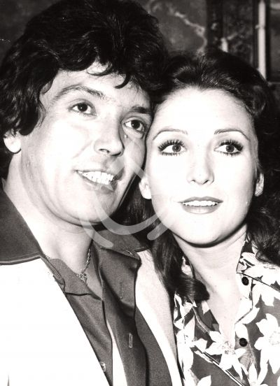 Angélica María y Alberto Vázquez