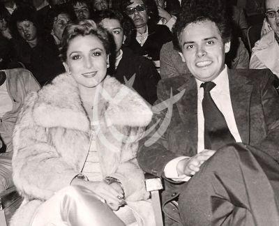 Angélica María y Raúl Vale, 1974