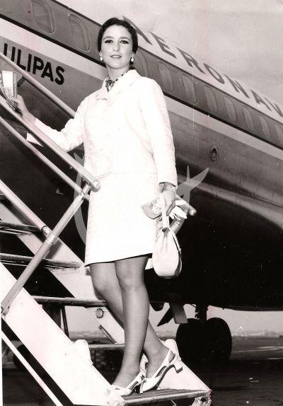 Angélica María en los 70s