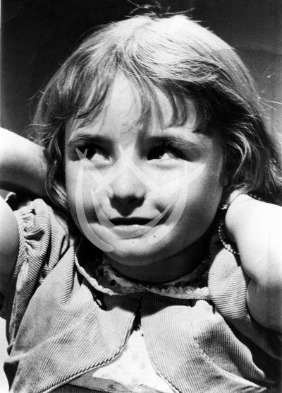 Angélica María, 4 años