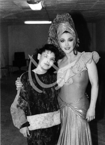 Las Angélicas, 1986
