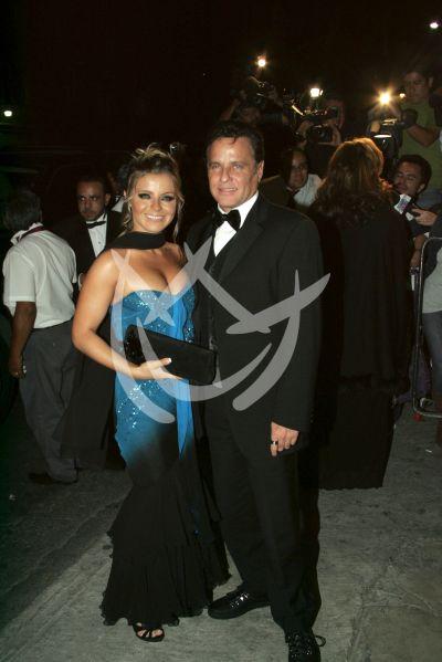 Alexis y Fernanda, invitados