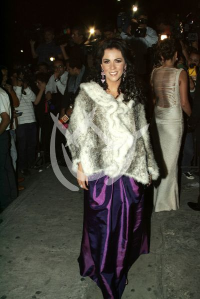 Edith Márquez, invitada