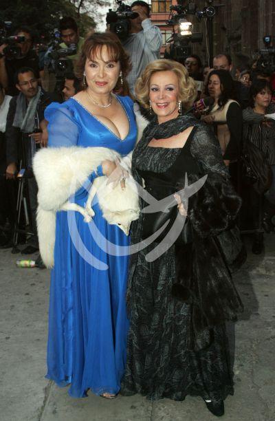Elizabeth y Connie
