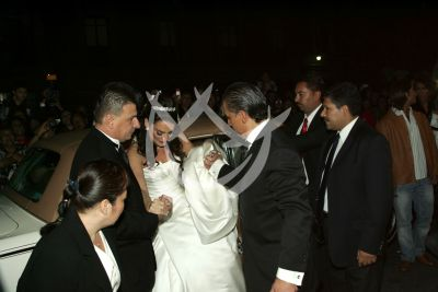 Rebeca, la novia
