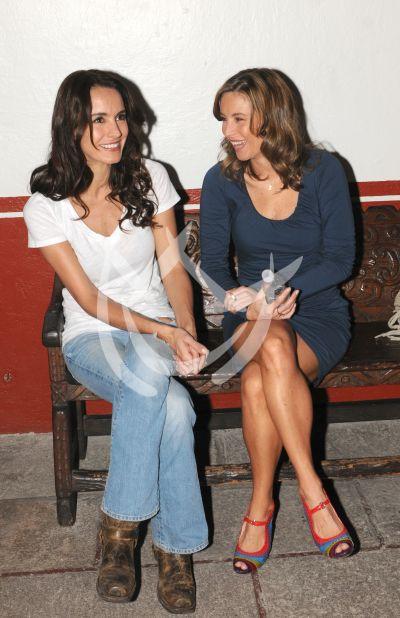 Alejandra y Dominika de Villa
