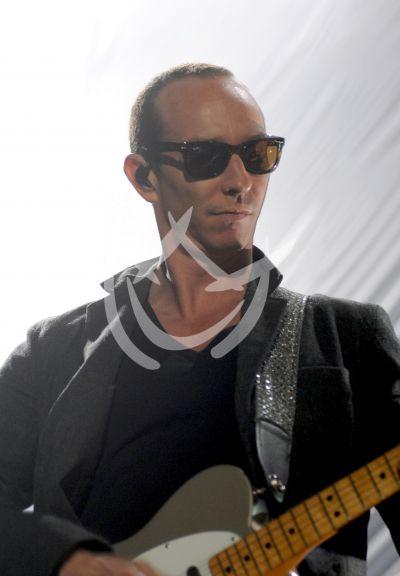 Erik en concierto