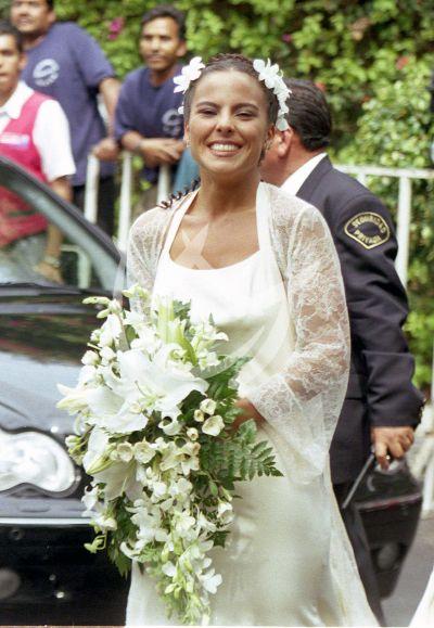 Kate en su boda