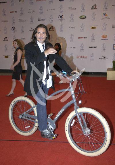 Pedro Damián en ¡bici!
