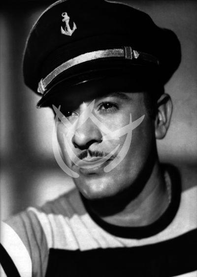 Pedro en 1956