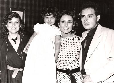 Angélica en familia, 1978