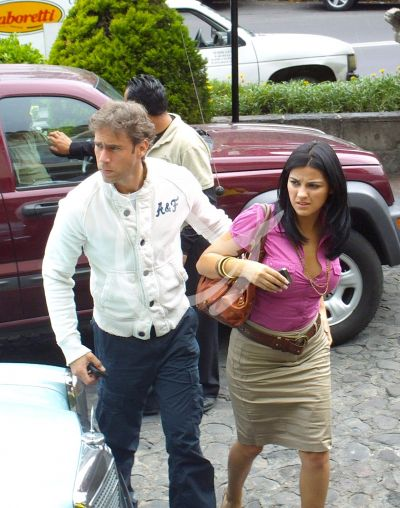 Maite y Carlos ¡OUT!