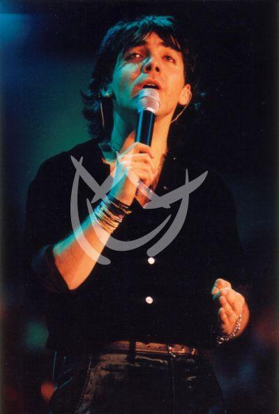 Cristian cantando, 2003