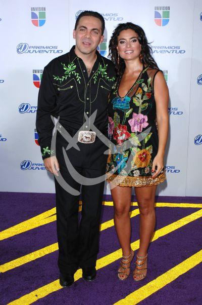 Cristian y Valeria en PJ