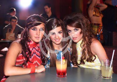 Dulce María, Maite y Zoraida