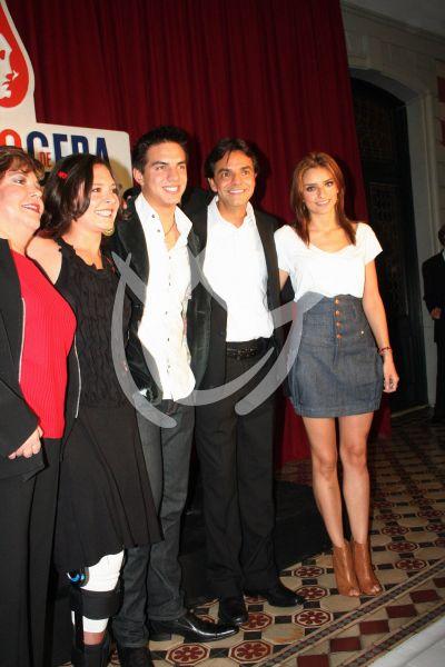 Eugenio y  familia