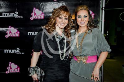 Jenni y Chiquis Rivera