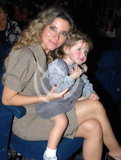 Isabella y su princesa
