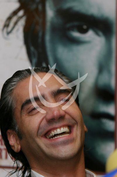 Alejandro, 2005 en Madrid