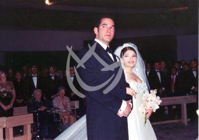 Itatí y Eduardo, 1998