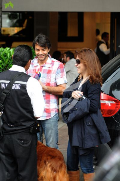 Eugenio y Alessandra relax