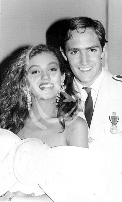 Thalía y Mayagoitia, 1989