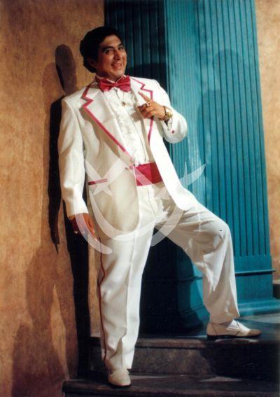 Carlos Bonavides es Huicho
