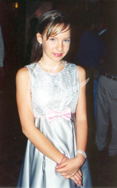 Belinda 10 años
