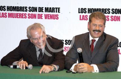 Sergio y Otto ¡de Marte!
