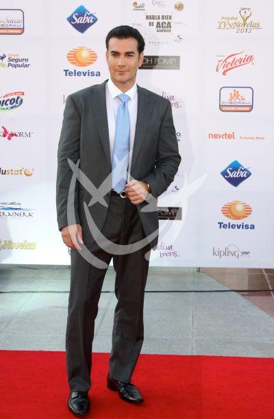 Premios TvyNovelas 2012: Ellos