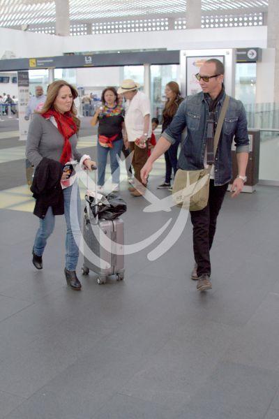 Andrea y Erik ¿viaje romántico?