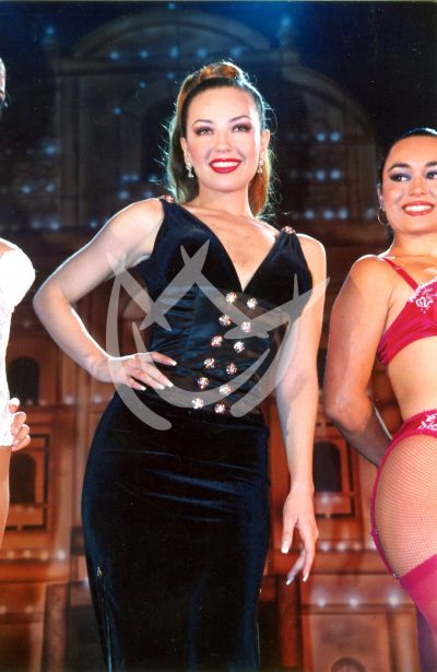 Thalía, 1995