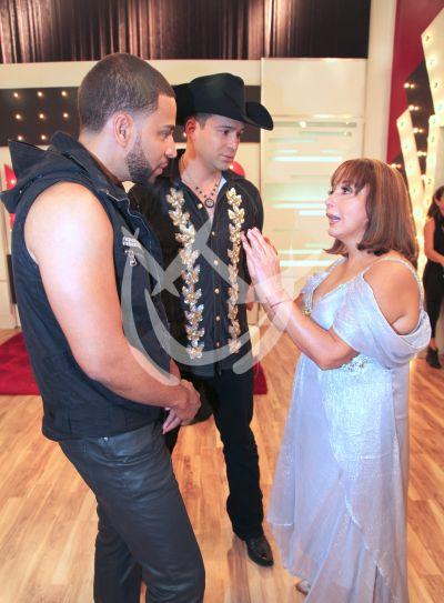 María Antonieta ¡al baile!