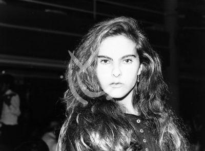 Kate a los 20 años