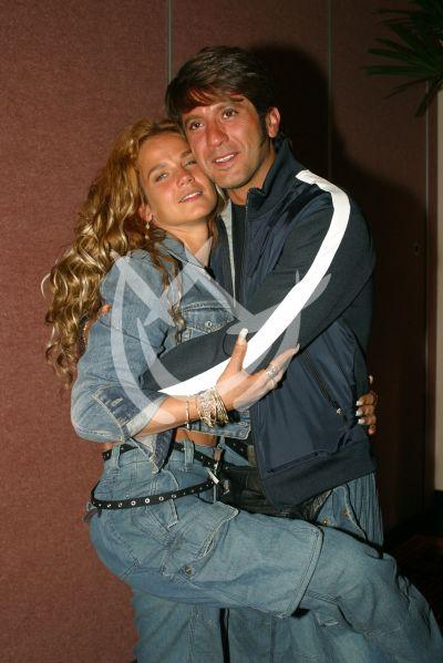 Niurka y Bobby ¡enamorados!