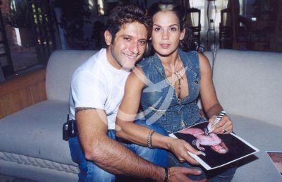 Niurka y Bobby, 2004