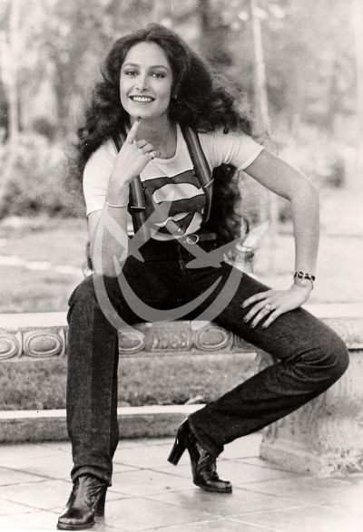 Daniela Romo en 1978