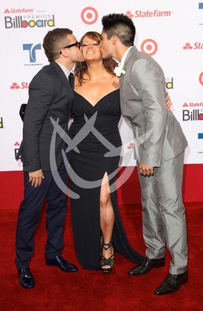 Premios Billboard 2012: Ellas